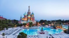 Lara Beach Kremlin Palace Hotel, Antalya/ Turkey