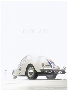 Herbie the Love Bug - Nicolas Bannister