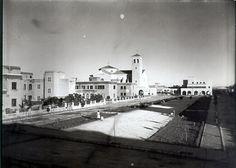 Ciudad Jardín, Almería, 1940 (11x18 cm.)