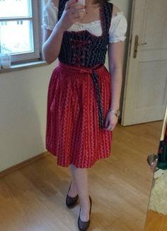Kaufe meinen Artikel bei #Kleiderkreisel http://www.kleiderkreisel.de/damenmode/trachtenmode/130802360-klassisch-rot-blaues-dirndl