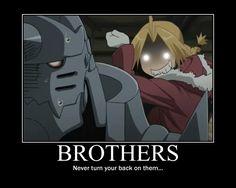 FMA: Brothers Motivational by animyx.deviantart.com on @deviantART