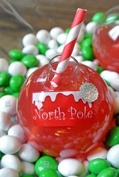 {Homemade Holidays} Ornament Punch