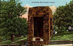 The Constitution Elm Shrine Corydon , Indiana