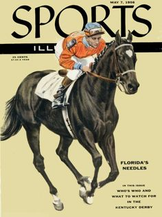 Happy Derby Day - Sport Illustrated - May 7, 1956
