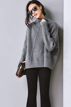 Vogue Wave Sweater TP0576