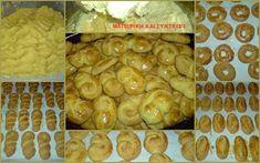 ΜΑΓΕΙΡΙΚΗ ΚΑΙ ΣΥΝΤΑΓΕΣ: Κουλουράκια με πορτοκάλι και μαστίχα !! Greek Cookies, Greek Recipes, Cookie Recipes, Chicken, Eat, Cooking, Breakfast, Food, Recipes For Biscuits
