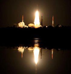 ISRO launches IRNSS-1C from Sriharikota