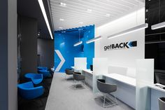 getBACK offices by Mokaa Architekci Warsaw Poland