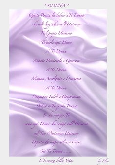 Poesia dedicata a Te Donna                     Scritta il 7 Marzo 2010