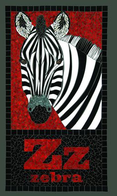 Zz Zebra by Barb Keith, via Flickr