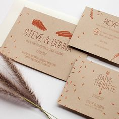 we love your groovy illustrations! Illustrated Wedding Invitations, Art Deco Wedding Invitations, Engagement Invitations, Letterpress Wedding Invitations, Cascade Design, Steampunk Wedding, Victorian Design, Diy Wedding, Rsvp