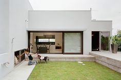 WORKS ::: 小さな家 ::: Little House ::: FORM / Kouichi Kimura Architects ::: フォルム・木村浩一建築研究所