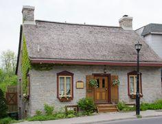 Vieux St-Eustache, Quebec, Canada - résidence privée
