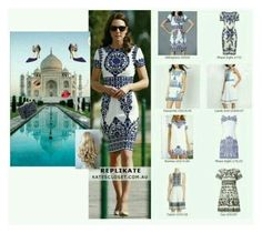 """""""world wonders:Taj Mahal"""" by looveelygirl100 on Polyvore featuring Manolo Blahnik, Wilbur & Gussie, Annello, Lord & Taylor and Roger Vivier"""