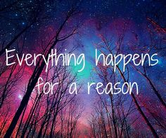 """The quote """"everything happens for a reason"""" decribes my self because this is a saying that I like to live by. If something doesn't go my way i know that it happened for a reason."""