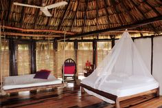 Let the murmur of the waves lull you to sleep at night. Azulik, Tulum
