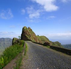 Santo Antao One of the most amazing views over two valleys!