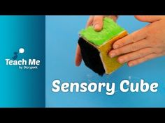 What you will need: - wooden cube - sand paper - craft glue - SAFE sensory materials Infants explore and learn about the world they live in using their sense. Glue Crafts, Learning Activities, Early Childhood, Cube, Teaching, Youtube, Infancy, Education, Childhood