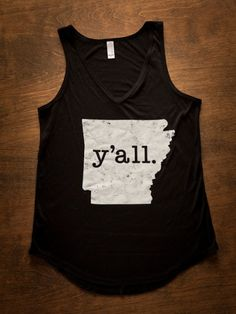 Y'all Tank Tops | Hillcrest Waterbugs | Bourbon & Boots