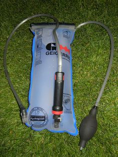 High Country Bowhunter: Geigerrig Hydration Bladder Review