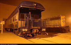 RailPictures.Net Photo: CSX Transportation (CSXT) Business Car at Waycross, Georgia by edaly76