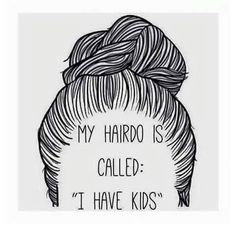 Hair and kids