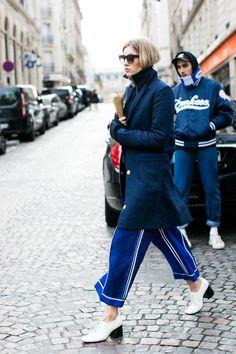 Street looks à Paris #flatlay #flatlays #flatlayapp www.theflatlay.com