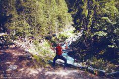 Le torrent du Dard | Chamonix | La Vida Loca 2.0 Travel blog | www.sarrrri.com