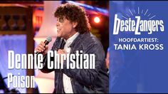 Dennie Christian -  Poison | Beste Zangers Christian, Facebook, Cards, Instagram, Maps, Playing Cards, Christians