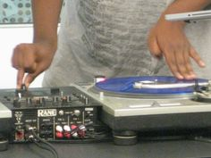The Labs @ Carnegie Library of Pittsburgh | Hip-Hop on L.O.C.K Workshops.  Our feature on this innovative library makerspace partnership and the program that teaches teens how to DJ.