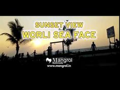 BEAUTIFUL SUNSET VIEW | WORLI SEA FACE | MUMBAI