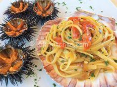 Pasta con i ricci di mare | Kikakitchen