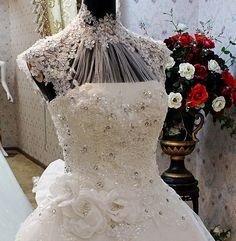 tea length rose gold wedding dresses | Gypsy Wedding Dress and Irish Traveller Wedding Dress