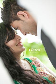 The gorgeous Punjabi Engagement