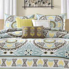 Madison Park Bali 7-piece Comforter Set | Overstock.com Shopping - The Best Deals on Comforter Sets