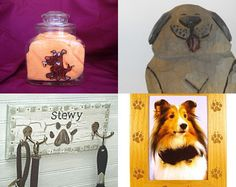 For the Love of Dogs by Trish on Etsy--Pinned with TreasuryPin.com