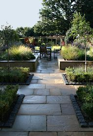 Garden Ideas Long Narrow nick phillips landscaping. long narrow garden | backyard