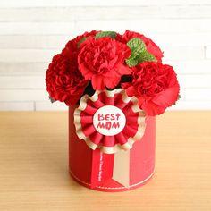 【5/4到着:母の日】BEST MOM(ベスト・マム)アレンジメント | 花・花束の通販|青山フラワーマーケット
