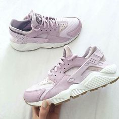 Sneakers femme - Nike Air Huarache (©lifestyle_aurore)
