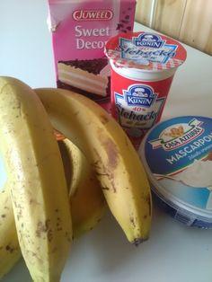 Hrnčeková krtkova torta (fotorecept) - obrázok 8 Banana, Fruit, Sweet, Food, Candy, The Fruit, Bananas, Meals, Fanny Pack