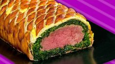 Here are all the details and the ingredients for making it: You'll need: - vegetable oil - 35 oz filet of beef - salt, pepper, rosemary - 1 sheet of filo pas...