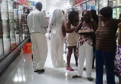 Walmart Weddings Are So Awesome (15 Photos)