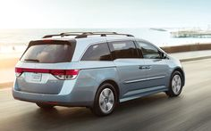 The Odyssey is an efficient performer thanks in part to Variable Cylinder Management™ (VCM), which gives you power when you need it and less fuel consumption[1] when you don't.[1] 19 city/28 highway/22 combined mpg rating. Based on 2014 EPA mileage ratings. Use for comparison purposes only. Your actual mileage will vary depending on how you drive and maintain your vehicle.