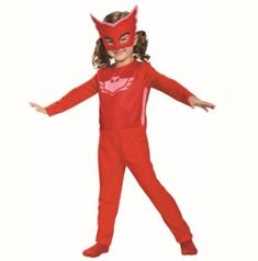 kids halloween costumes in Infant and Toddler Theater and Reenactment Costumes Fantasia Pj Masks, Festa Pj Masks, Halloween Costumes For Kids, Ronald Mcdonald, Infant, Dress Up, Red, Blue Jumpsuits, Dark Blue Colour