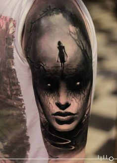 Tattoos.com | ARTIST SPOTLIGHT: RAINER LILLO and his flawless horror-realism tattoo art. | Page 2