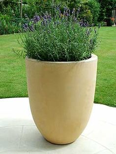 Cauldron Planter - New England Garden Ornaments Stone Planters, Square Planters, Outdoor Planters, Garden Planters, Planter Pots, Garden Ornaments For Sale, London Brick, Contemporary Planters, Cauldron
