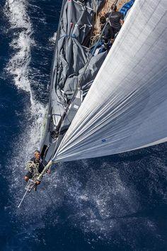 Photo credit to: Carlo Borlenghi - Rolex