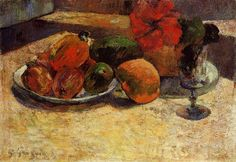 Pictures At An Exhibition, Impressionist Artists, Still Life Oil Painting, Paul Gauguin, Framed Prints, Art Prints, Wood Engraving, Artist Art, Impressionism