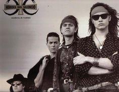 Heroes del Silencio, Senderos de Traicion EMI 1990