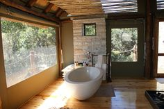 Shamwari Bayethe Tented Lodge, Oost-Kaap, Zuid-Afrika. Door communitylid Kasangua - NG ReisCommunity ©